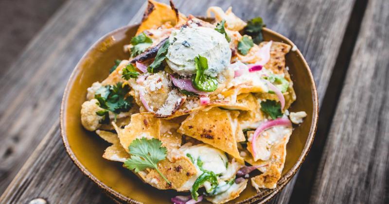 punch bowl social nachos