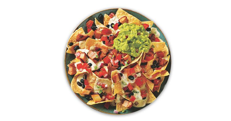 qdoba nachos