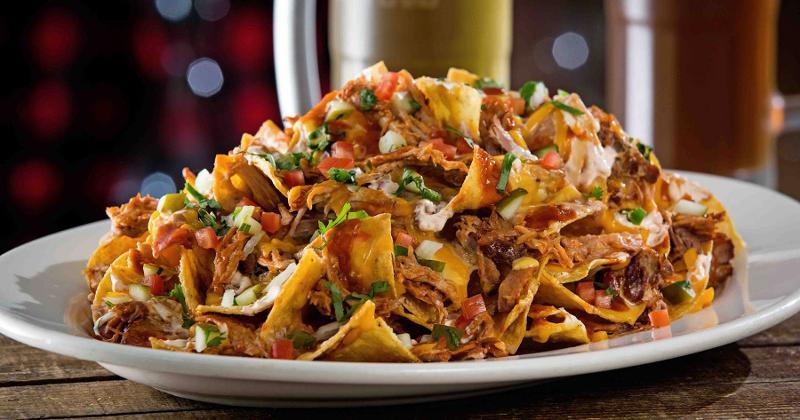 twin peaks nachos