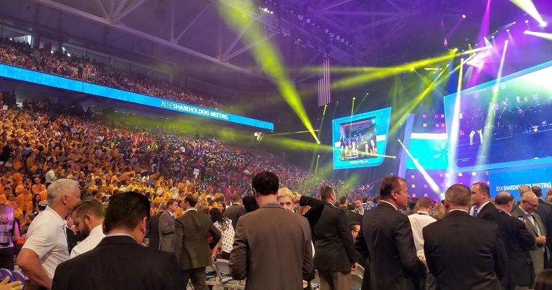 Walmart to Separate Business and Pleasure at Annual Meeting