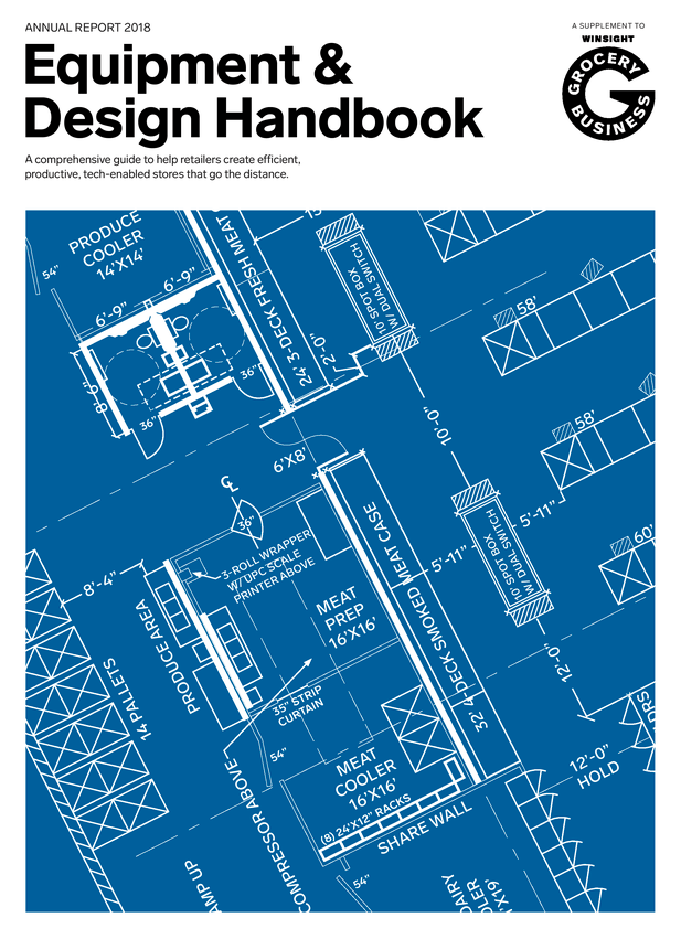 Winsight Grocery Business Magazine Equipment & Design Handbook 2018 Issue