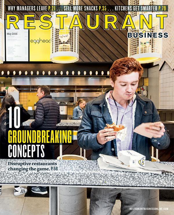 Restaurant Business May 2018 Issue