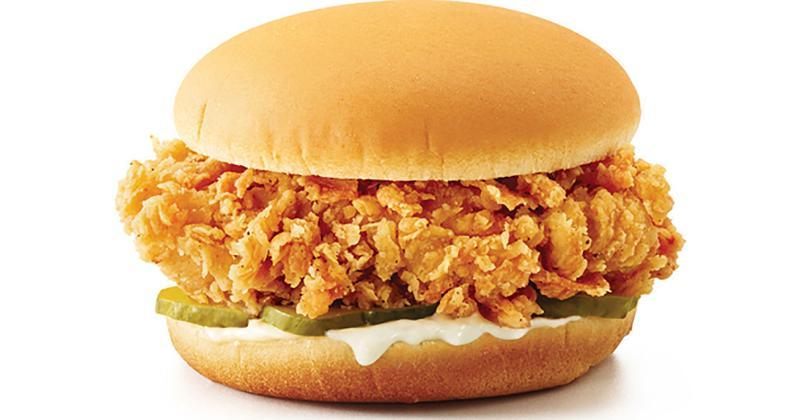 kfc crispy colonel sandwich