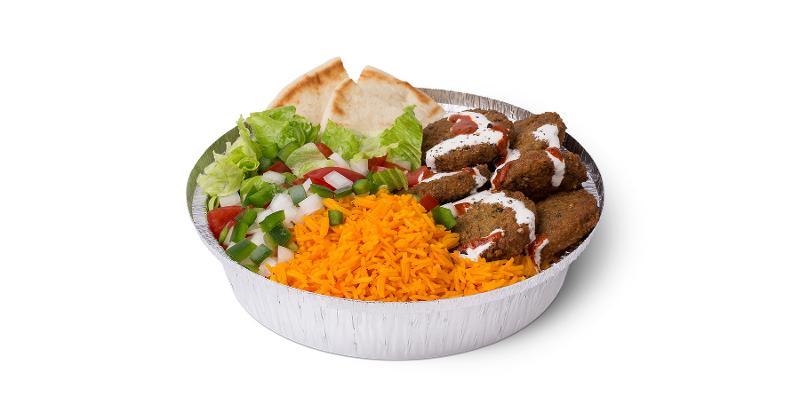 falafel platter halal guys