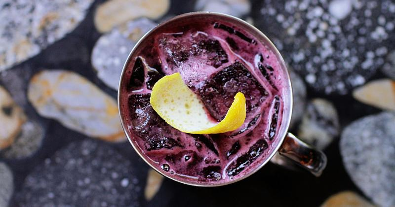 huckleberry mule