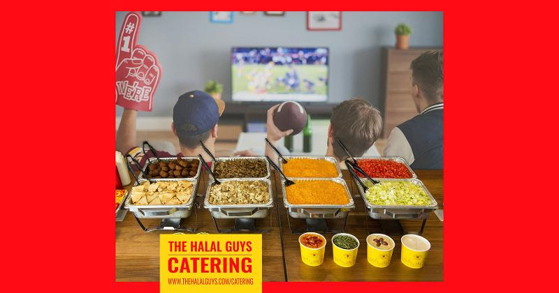 halal guys catering