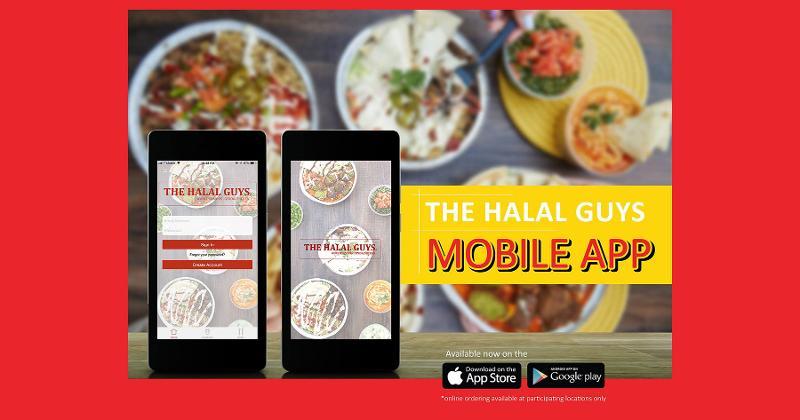 halal guys mobile app