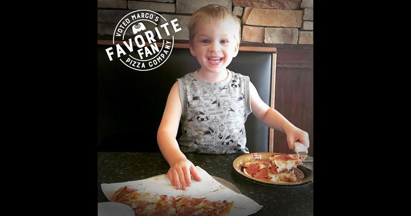 marcos pizza favorite fan