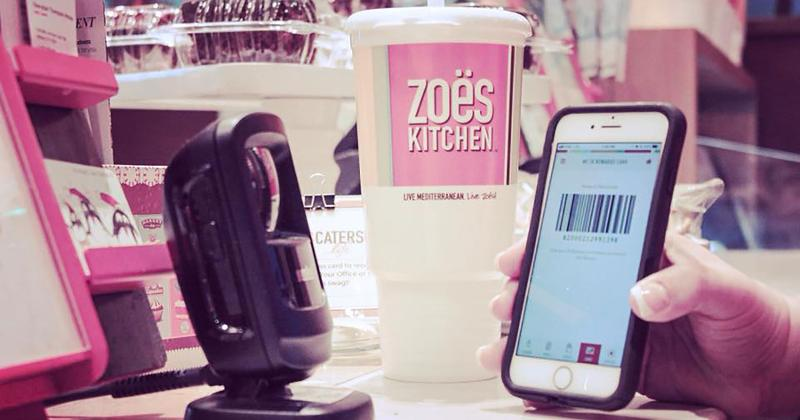 zoes kitchen rewards phone