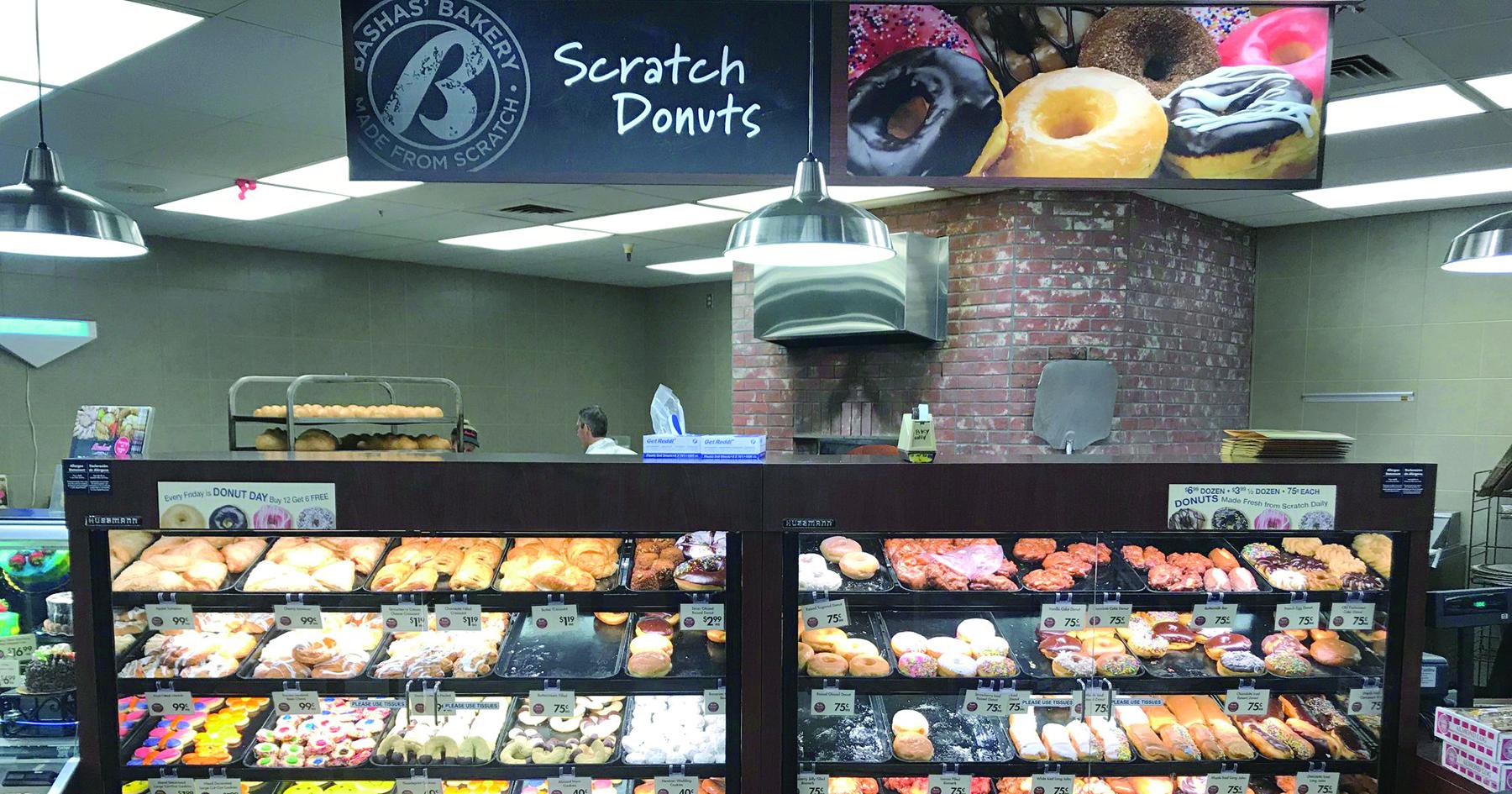Bashas donuts