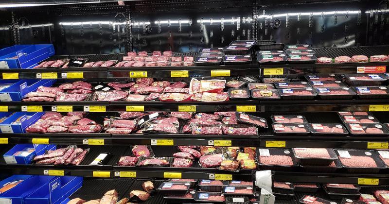 aldi meat
