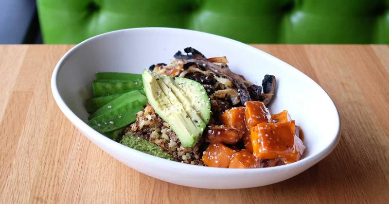ancient grains bowl