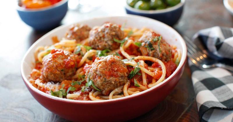 north italia houston spaghetti meatballs