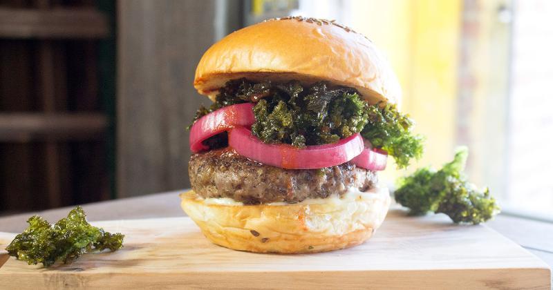 superfood burger