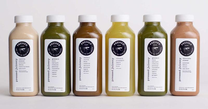 cleanse pressed juicery