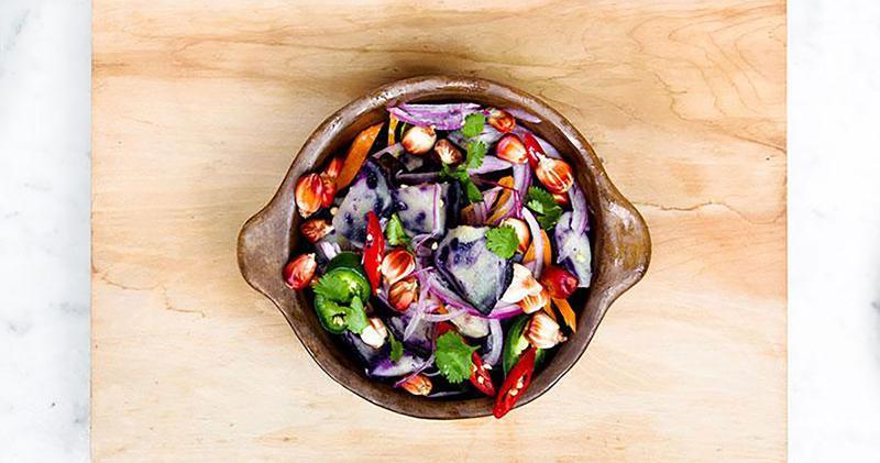 salad onions