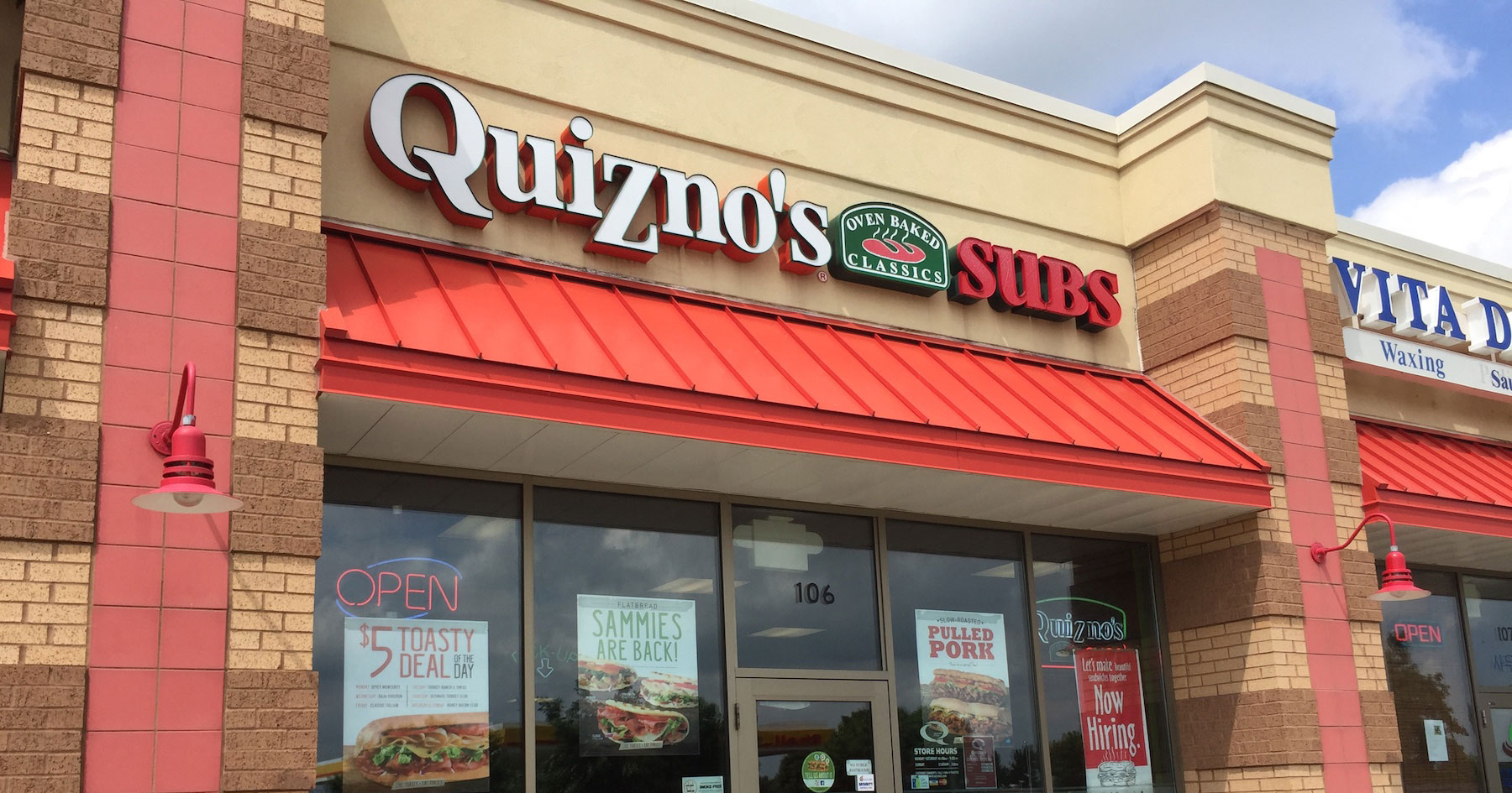 A brief history of Quiznos' collapse
