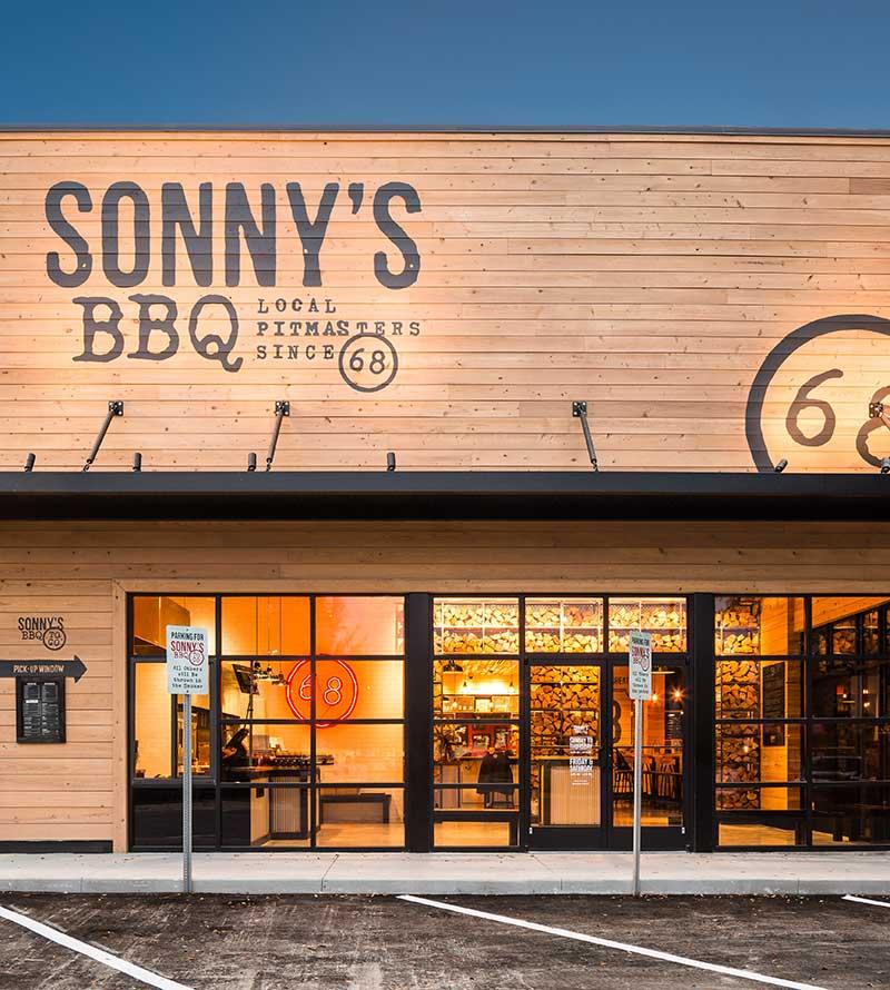 Sonny's BBQ | 2018