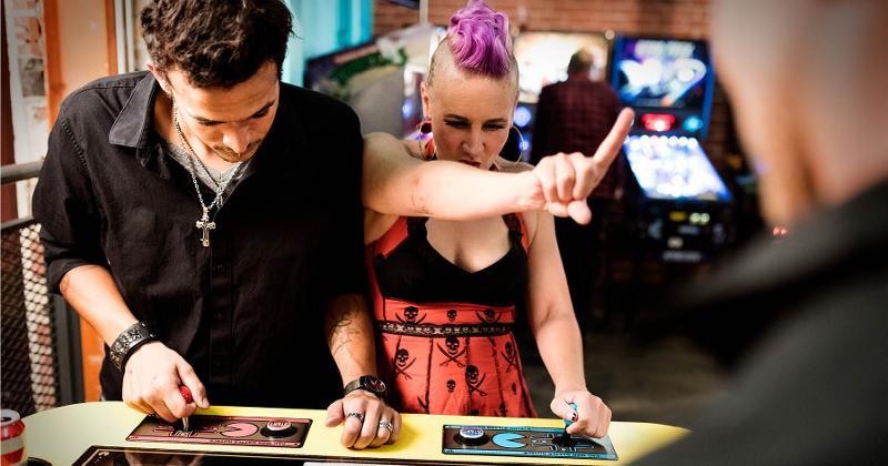 people arcade