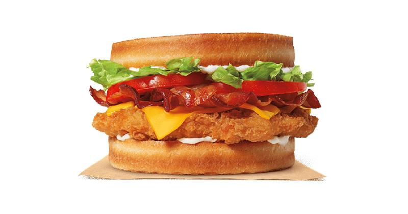 burger king sourdough chicken club sandwich
