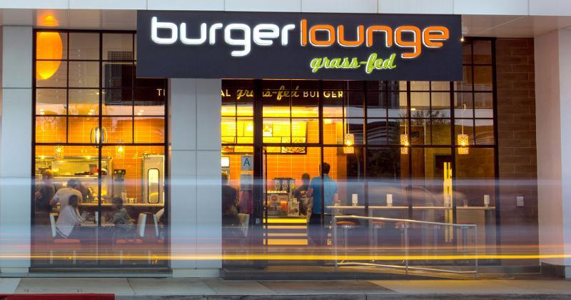 Burger Lounge exterior