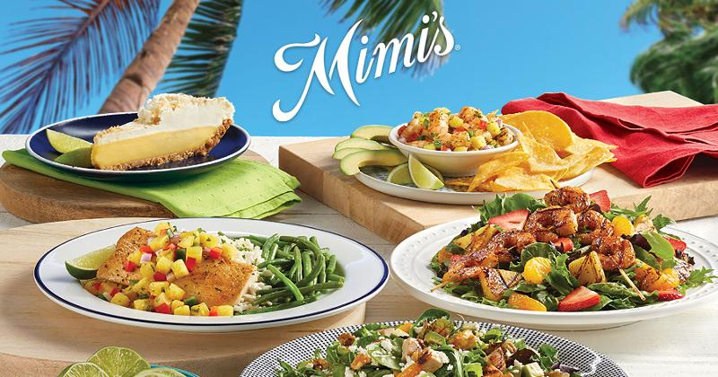 mimis cafe fresh summer catch menu