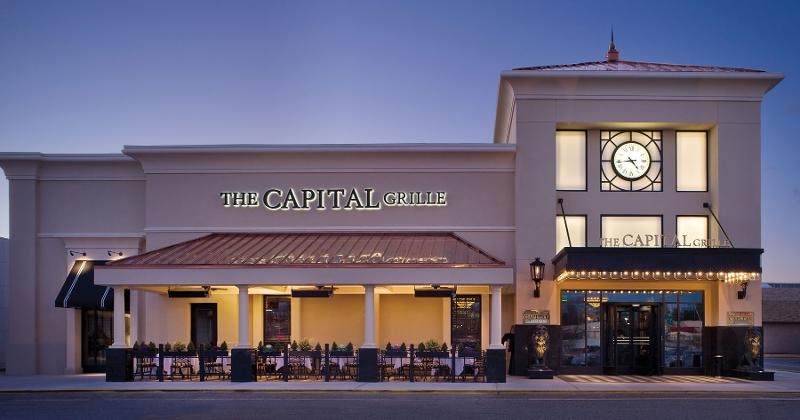 capital grille exterior