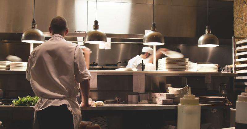 kitchen boh