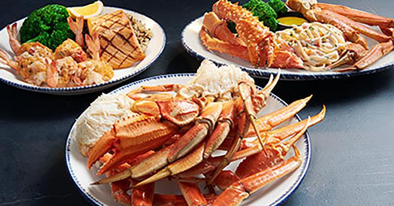 red lobster crab fest