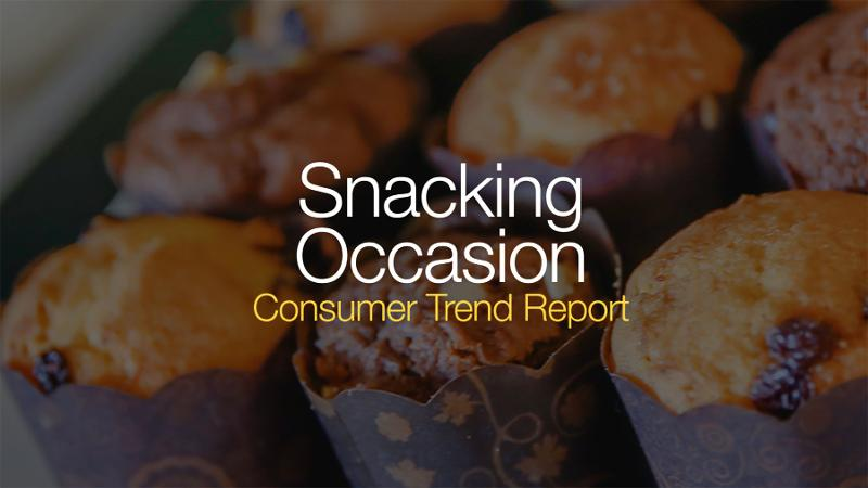 technomic snacking occasion report