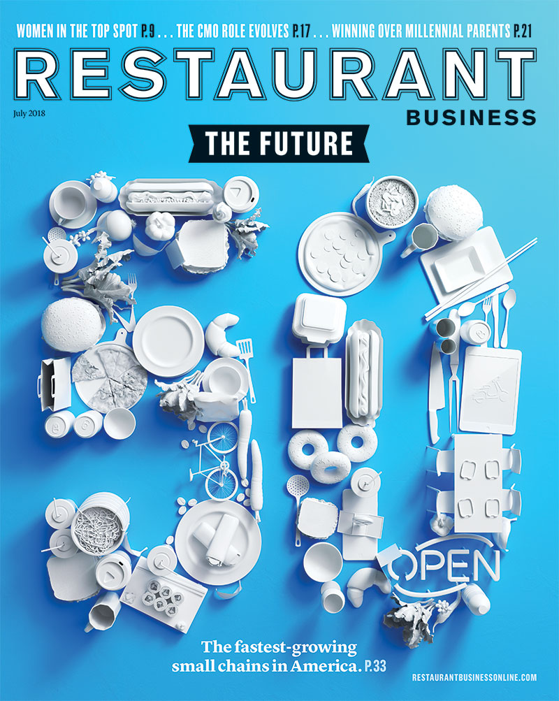 Restaurant Business Magazine July 2018 Issue