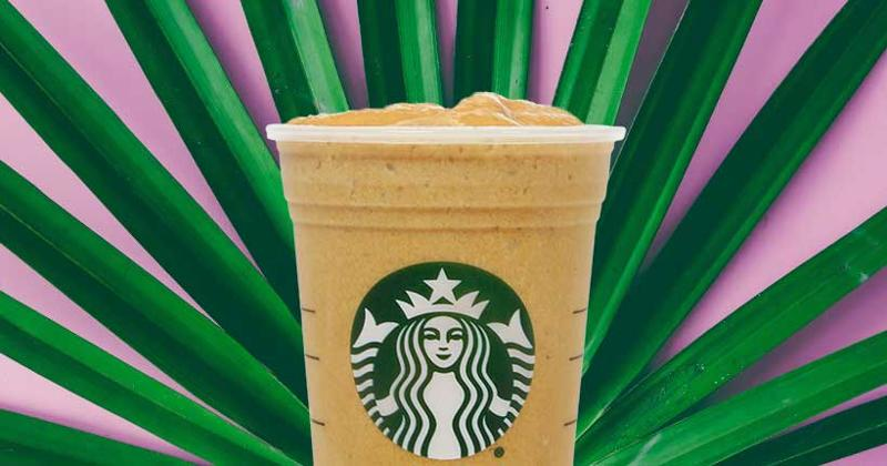 starbucks almond protein blended cold brew