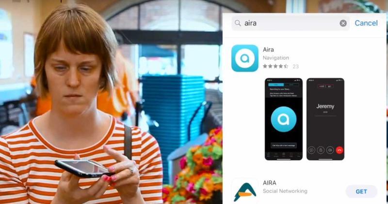 Wegmans Aria app