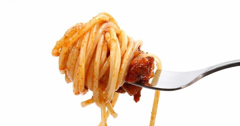 spaghetti fork