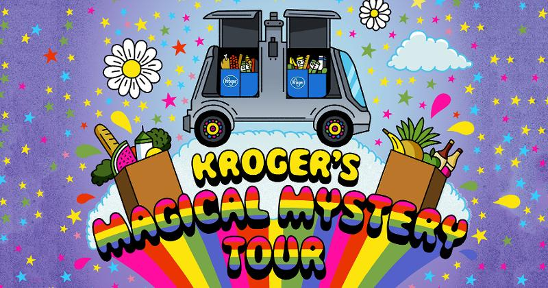 krogers magical mystery tour