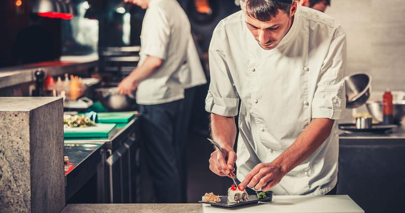sushi chef food safety