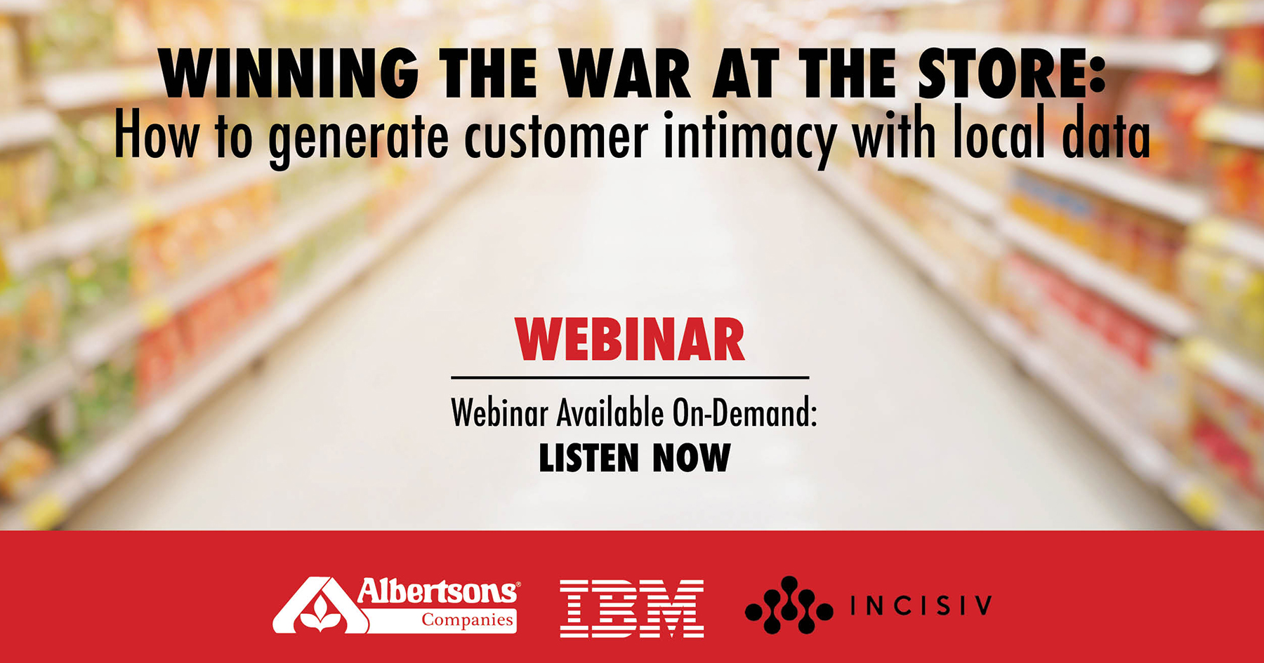 Winning the war at the store:  How to generate customer intimacy with local data