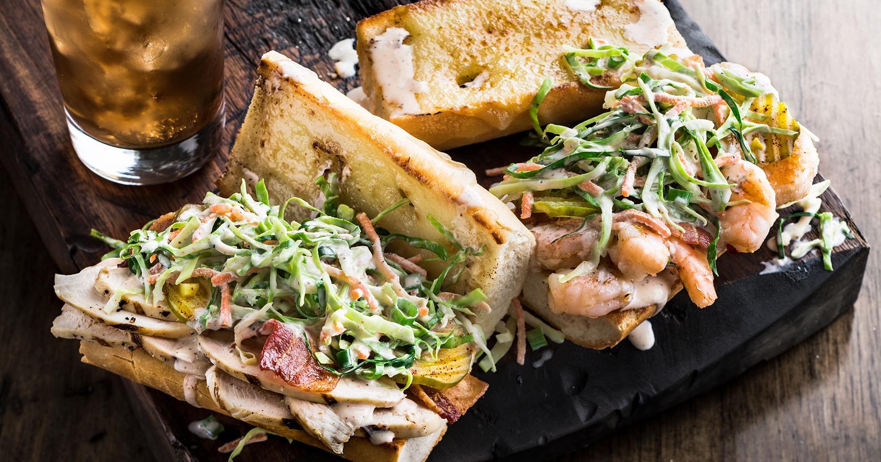 Newk's sandwich