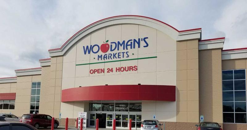 woodmans exterior
