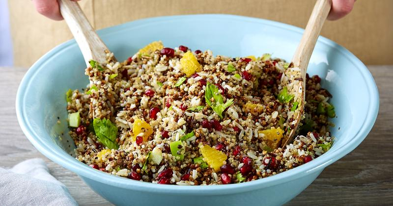 Ancient Grain Salad