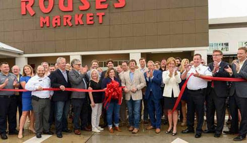 rouses covington ribbon cutting