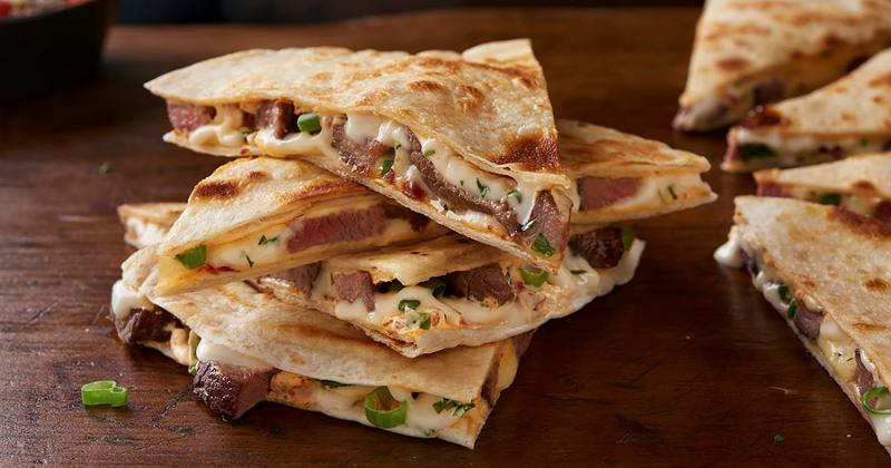 steakhouse quesadilla