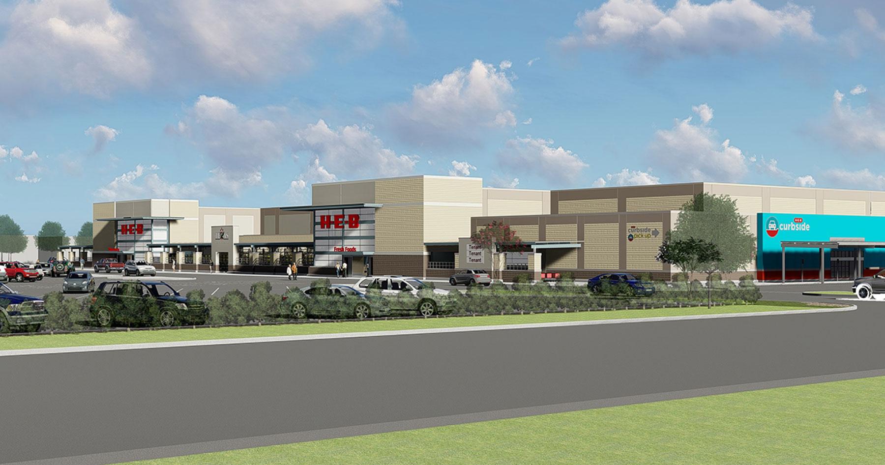 H-E-B Unveils Fresh-Focused Store in Texas