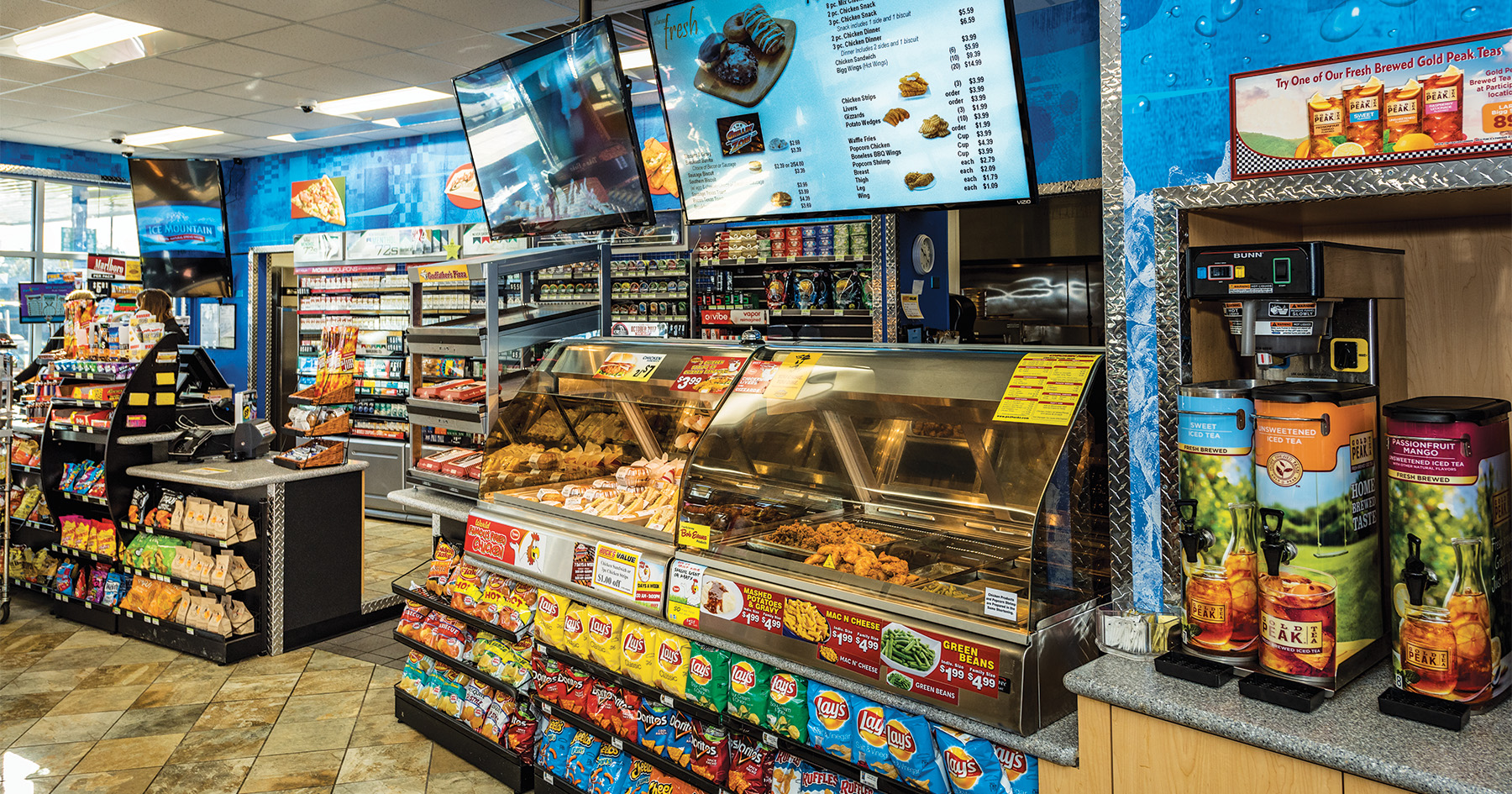Canadian C Stores Will Bring Quality Into Focus To Drive Foodservice Sales