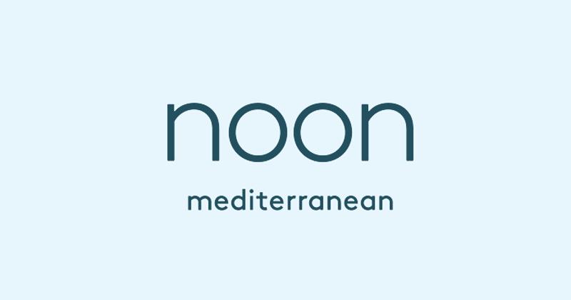Noon Mediterranean logo