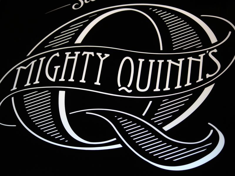 Mighty Quinn's logo