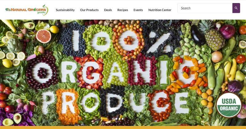 natural grocers website
