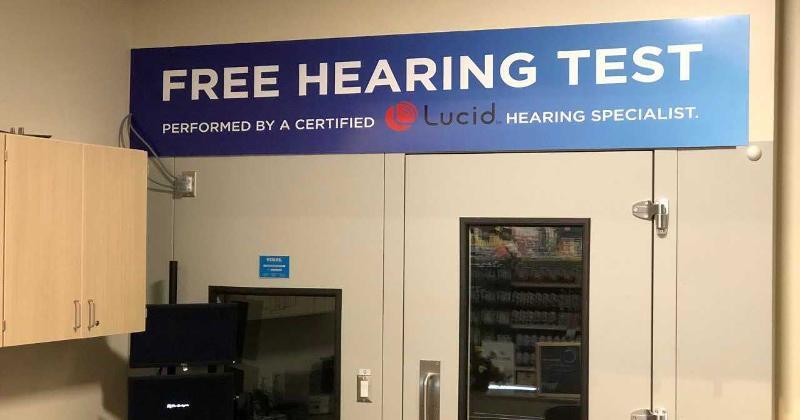 hy-vee hearing test