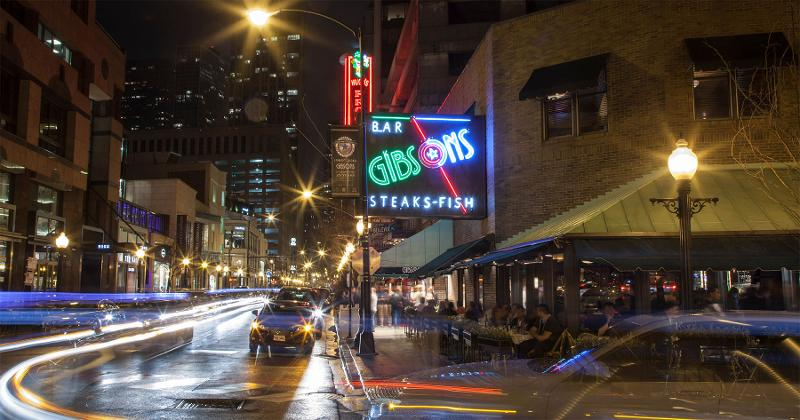 Gibsons Bar & Steakhouse (Chicago)