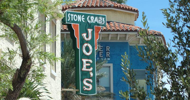 Joe's Stone Crab (Miami Beach)
